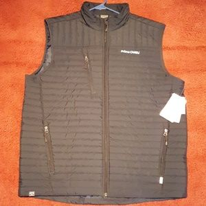 Quilted Micro-Polyester Vest